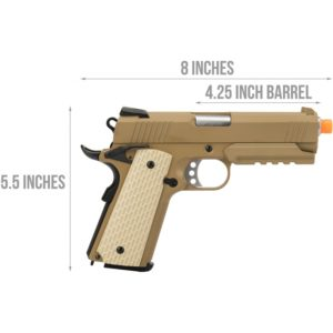 we tech kimber 1911